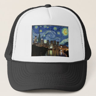 philly trucker hat