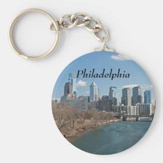 Philly winter key ring