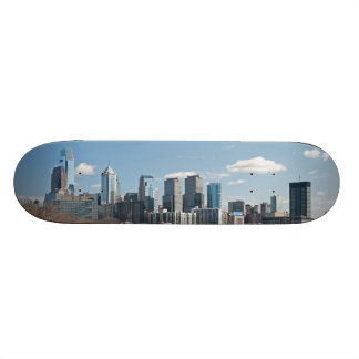 Philly winter skate decks