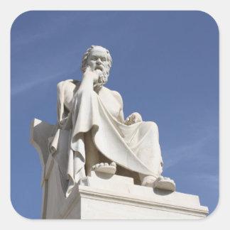Philosopher Socrates Stickers