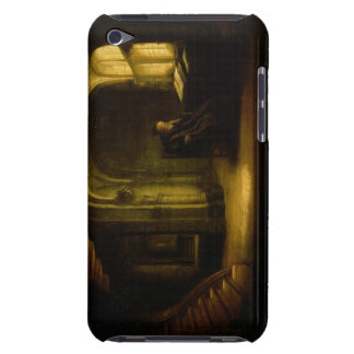 Philosopher with an Open Book, 1625-7 (oil on pane Case-Mate iPod Touch Case