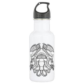 Philosopher's Stone Dragon Emblem 532 Ml Water Bottle