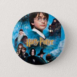 Philosopher's Stone Poster 6 Cm Round Badge