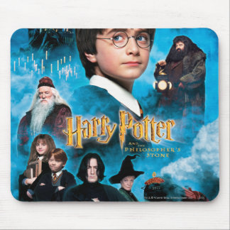 Philosopher's Stone Poster Mouse Mat