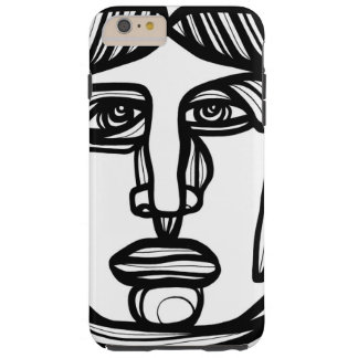 Philosophical Courageous Nice Honored Tough iPhone 6 Plus Case