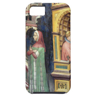 Philosophy and Grammar by Gentile da Fabriano iPhone 5 Cover