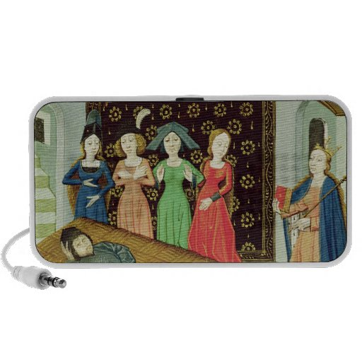Philosophy and the Muses Mp3 Speaker