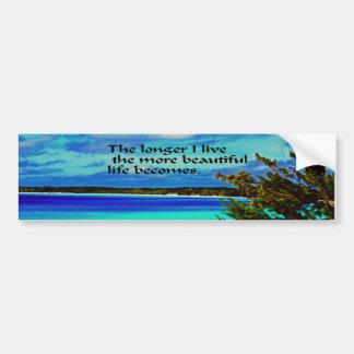 Philosophy Bumper Sticker