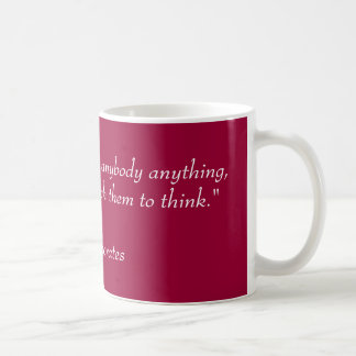 Philosophy Teacher's Mug
