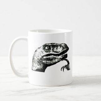 Philosoraptor - Good Morning Coffee Mug