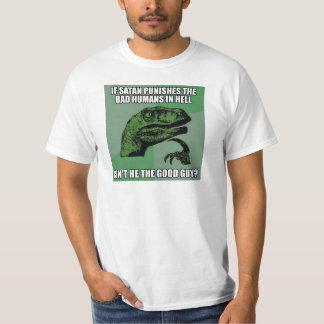 Philosoraptor Hypotesis Meme T-Shirt