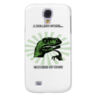 Philosoraptor Rolling Stone Galaxy S4 Covers