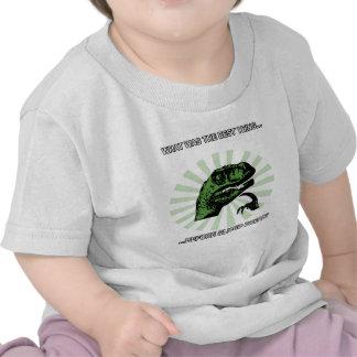 Philosoraptor Sliced Bread T Shirts