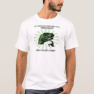 Philosoraptor Vegetarians T-Shirt