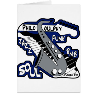 PhiloSOULphy product line Greeting Card