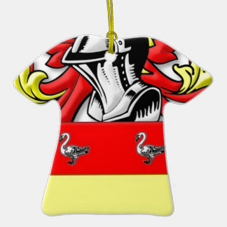 Philpott Coat of Arms Ornaments