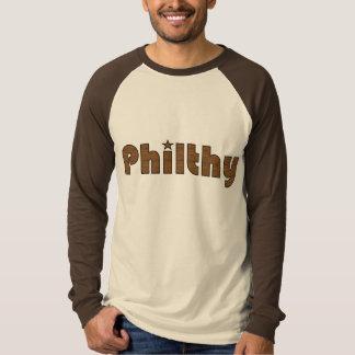 Philthy (Philthadelphia) tee