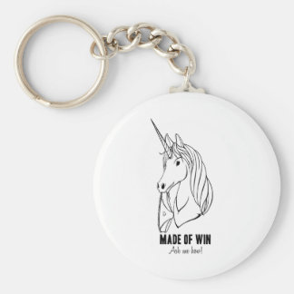 Phin is Made of Win! Key Ring