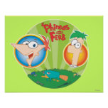 Phineas and Ferb Posters