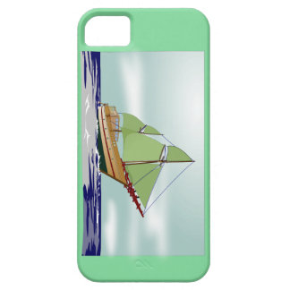 Phinisi Sailing Boat Barely There iPhone 5 Case