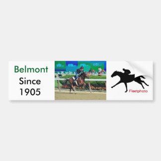 Phipps Stables at Belmont Park Bumper Sticker