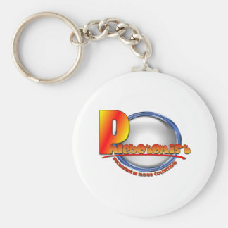 Phlebotomist - Specialist in blood collections Basic Round Button Key Ring