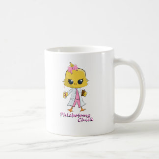 Phlebotomy Chick Coffee Mug