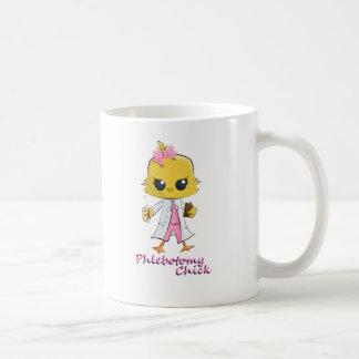 Phlebotomy Chick Coffee Mug