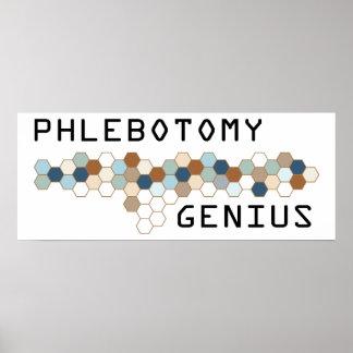 Phlebotomy Genius Posters