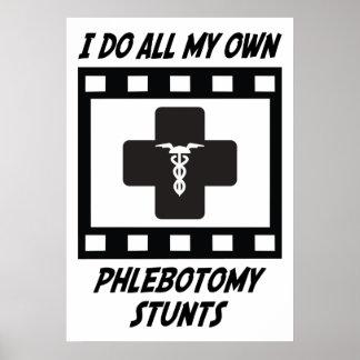 Phlebotomy Stunts Print
