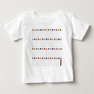 Phlebotomy Tubes Baby T-Shirt