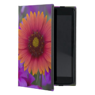 Phlox and Indian Blanket near Devine Texas iPad Mini Cover