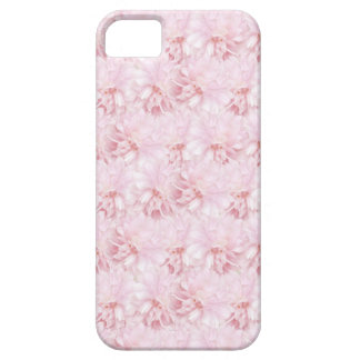 Phlox Pastel Lavender Peach Pink Flowers case