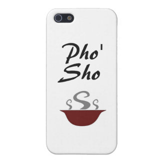 Pho' Sho Case For The iPhone 5