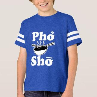 Pho Sho funny kids boy shirt