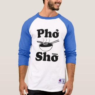 Pho Sho funny vietnamese soup saying men's shirt