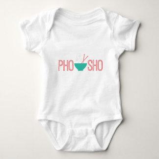 Pho Sho Vietnamese noodle soup Baby Bodysuit