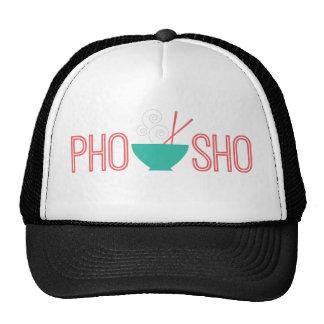 Pho Sho Vietnamese noodle soup Cap