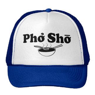 Pho Sho vietnamese noodles hat