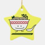 Pho Vietnamese Noodle soup Ornament