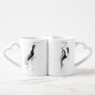 Phoebe no. 2 and 3 coffee mug set