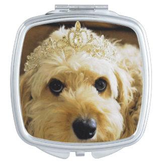 Phoebe the Princess Compact Mirror