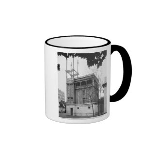 Phoenician House, Universal Exhibition, Paris Coffee Mugs