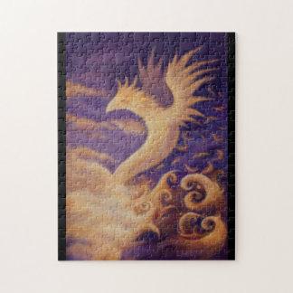 "Phoenix - 11"" x 14"" Puzzle with Gift Box"