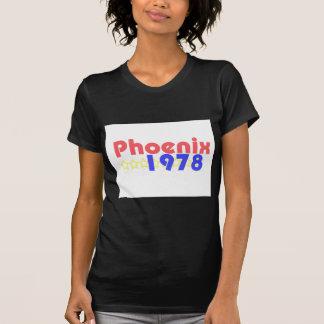 Phoenix 1978 tshirts
