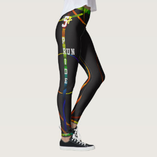 Phoenix 5k Pride Run Leggings