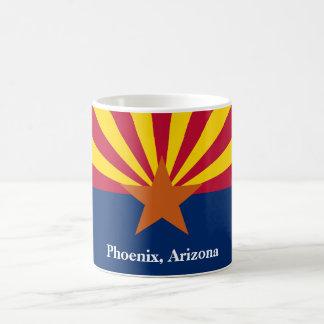 Phoenix, Arizona Basic White Mug