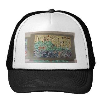 PHOENIX ARIZONA SIGHTS 4 TRUCKER HATS