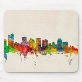 Phoenix Arizona Skyline Cityscape Mouse Mat