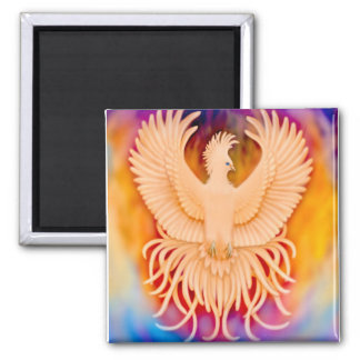 Phoenix Bird Magnet